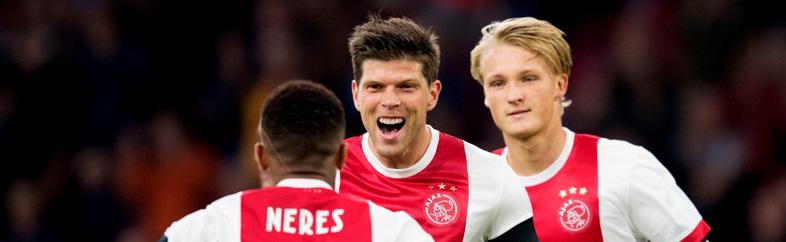 PSV en Ajax