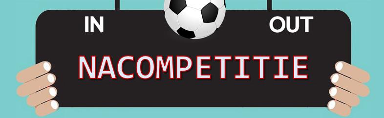 Voetbalwedden op nacompetitie