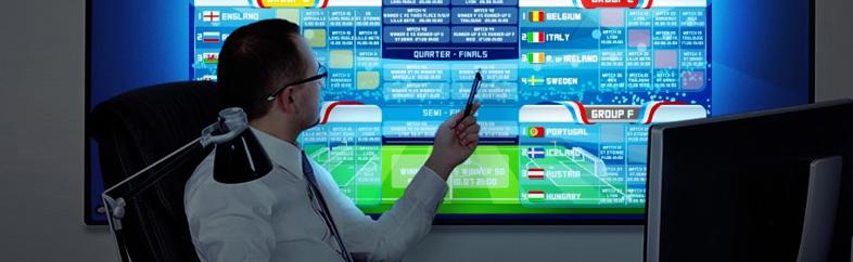Bookmaker betting exchange